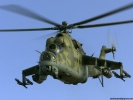 MI24 Hind wallpaper