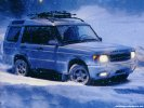 Land Rover Discovery II Land Rover wallpaper