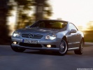 Mercedes-Benz SL55 AMG Mercedes-Benz SL wallpaper