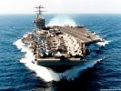 USS George Washington Aircraft Carrier wallpaper