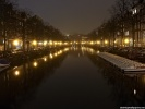 Canal Amsterdam, The Netherlands wallpaper