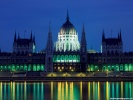Parliament Building Budapest, Hungary wallpaper
