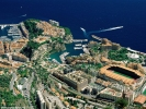 Aerial View Monaco wallpaper