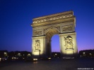 Arc de Triomphe Paris, France wallpaper