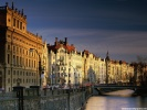 Vitava River Prague, Czech Republic wallpaper