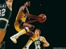 Magic Johnson wallpaper